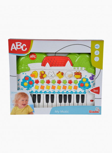 "Piano ""Animals"""