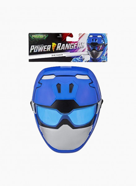 """Cartoon figure Mask Power Rangers """"Blue ranger"""""""