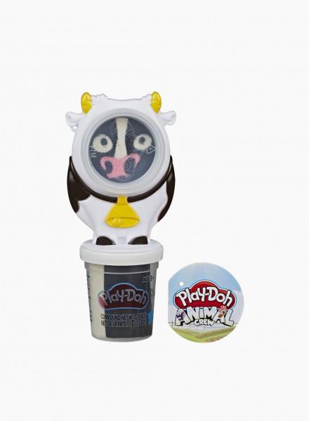 "Plasticine Play-Doh ""Cow"""