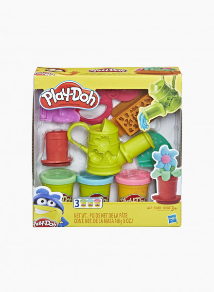 "Plasticine PLAY-DOH Set ""Growing Garden"""