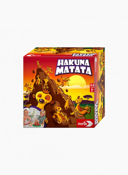 Սեղանի խաղ «Hakuna Matata»