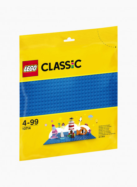 """Classic Constructor """"Blue Baseplate"""""""