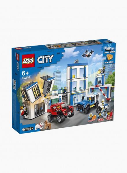City Կառուցողական Խաղ «Ոստիկանական բաժանմունք»
