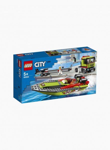 "City Constructor ""Race Boat Transporter"""