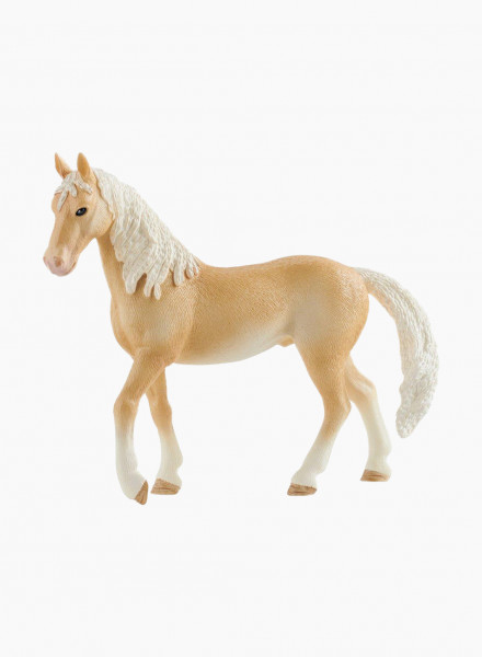 "Animal figurine ""Akhal Teke stallion"""