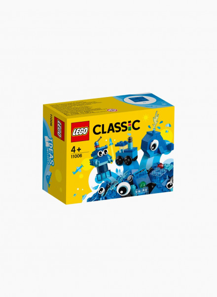 "Constructor Classic ""Creative blue bricks"""