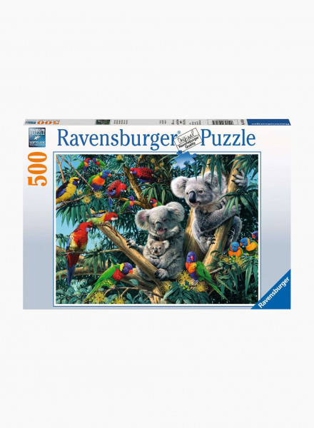 "Puzzle ""Koalas in a Tree"" 500p"