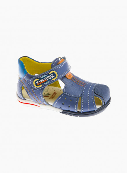 Baby sandals with arch support