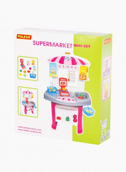 """Dinnerware set """"Supermarket"""""""