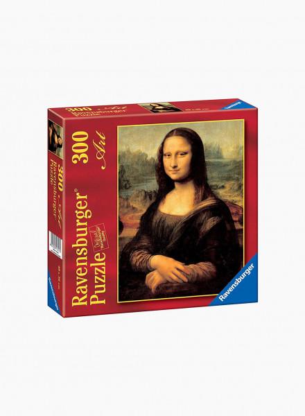 """Пазл """"Леонардо да Винчи: Мона Лиза"""" 300p"""