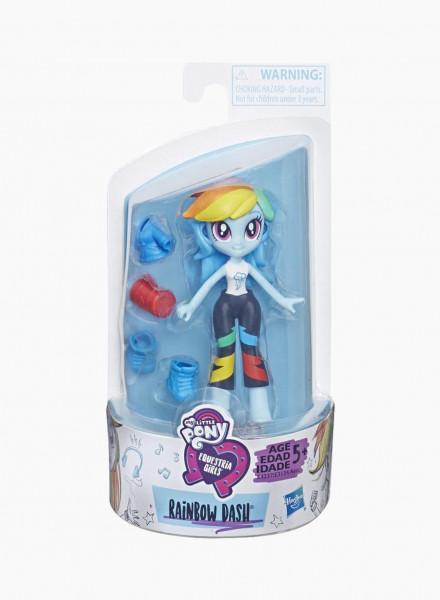 "Cartoon Character Figurine My Little Pony ""EG Rainbow Dash"""