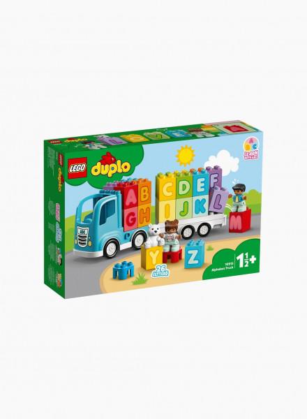 "Duplo Constructor ""Alphabet Truck"""
