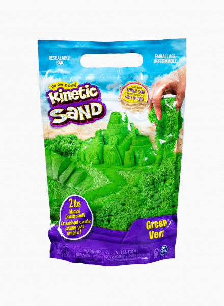 "Kinetic Sand ""Green"""