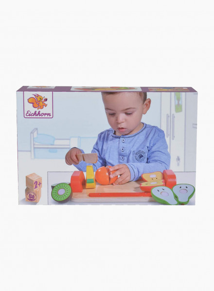 Eichhorn Chopping Board Fruits