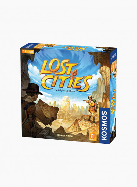 """Board Game """"Lost Cities - The Card Game"""""""