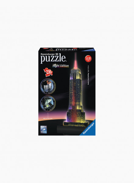 "3D Puzzle ""Empire State Building"" 216p"