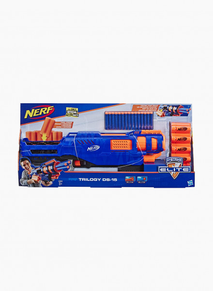 "Бластер NERF ELITE ""TRILOGY DS 15"""