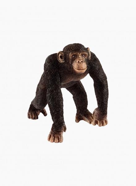 Կենդանու արձանիկ «Արու շիմպանզե»