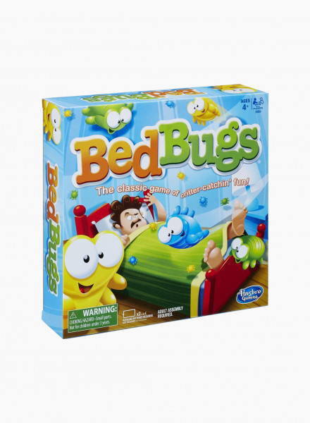 """Board Game """"BED BUGS"""""""