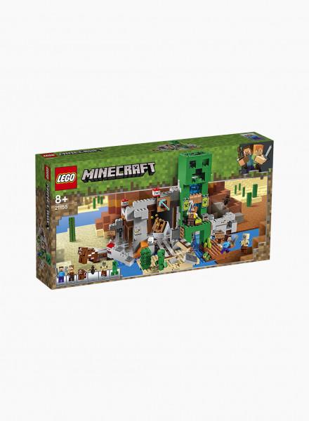 Minecraft Կառուցողական Խաղ «Կրիպերի հանքահորը»