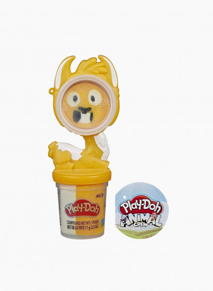 "Plasticine Play-Doh ""Llama"""