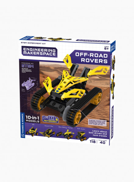 "Constructor ""Off Road Rovers"""