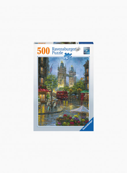 "Puzzle ""Picturesque London"" 500p"
